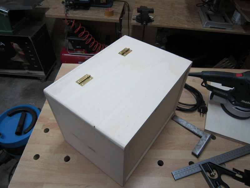 [Terminé] Une boite exercice pour  ranger mon rabot électrique. - Page 2 Boite_rabot-043