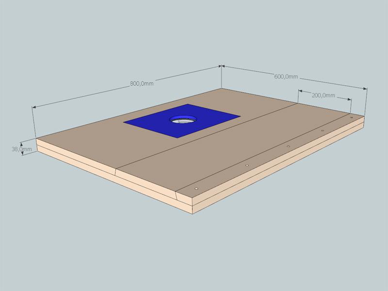 [En cours de réalisation] Défonceuse sous table de DeD. Table_def_001