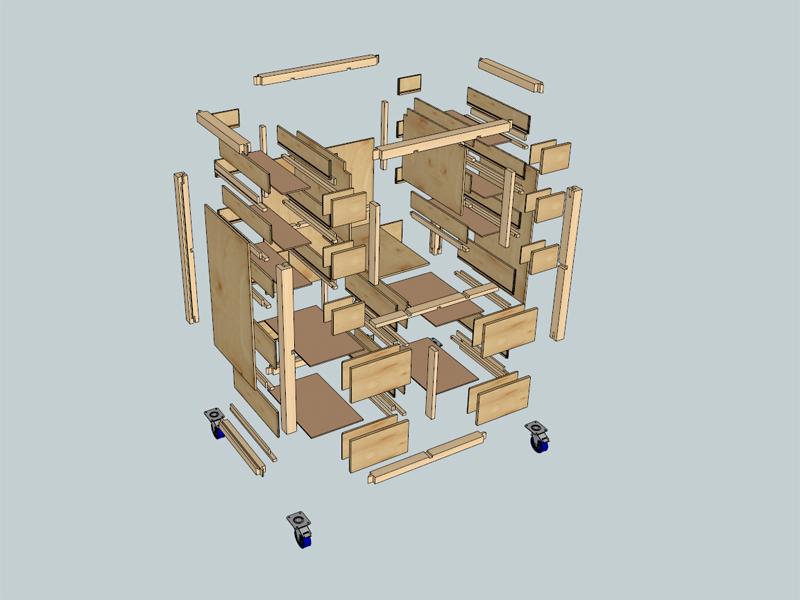 [En cours de réalisation] Défonceuse sous table de DeD. - Page 3 Table_def_253